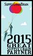 "Purolator International Named a ""2015 Great Supply Chain Partner"" By SupplyChainBrain Magazine"