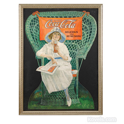 kovels, antiques, collectibles, coca-cola, advertising, top 10 list, top 20 list