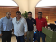Uniweld Products, Inc. Visits Air Tech in Aruba to Provide HVAC/R Training seminar to their industry related professionals.