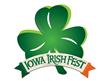 Iowa Irish Fest; Iowa Irish Festival; Logo;