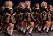 Iowa Irish Fest;  Irish Festival; Trinity Irish Dancers; Waterloo