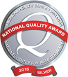 """Park Ridge Care Center Receives """"Achievement in Quality"""" Award from AHCA"""