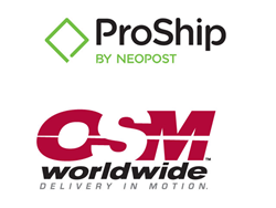 OSM Worldwide Partners with ProShip, Inc. to Expand Shipping Options and Access