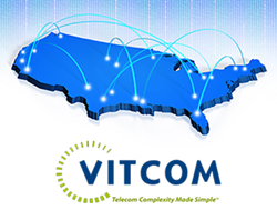 Vitcom is interconnected all over the USA