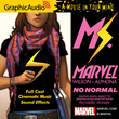 Marvel Comics' own Ms. Marvel Coming to GraphicAudio®