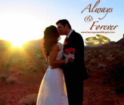 Outdoor Wedding Packages in Las Vegas