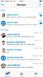 Messaging Inbox in Teamwire