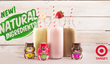 MilkSplash® Zero-Calorie Milk Flavoring for Kids Introduces New Natural Ingredient Flavors at Nearly 1,000 Target Stores