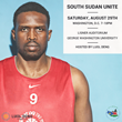 2-Time NBA All-Star Luol Deng to Host Peace Event to Inspire Fellow South Sudanese in Diaspora to Unite