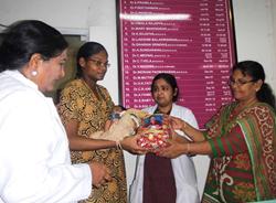 Shabnam Resources celebrates World Breastfeeding Week in Chennai, India
