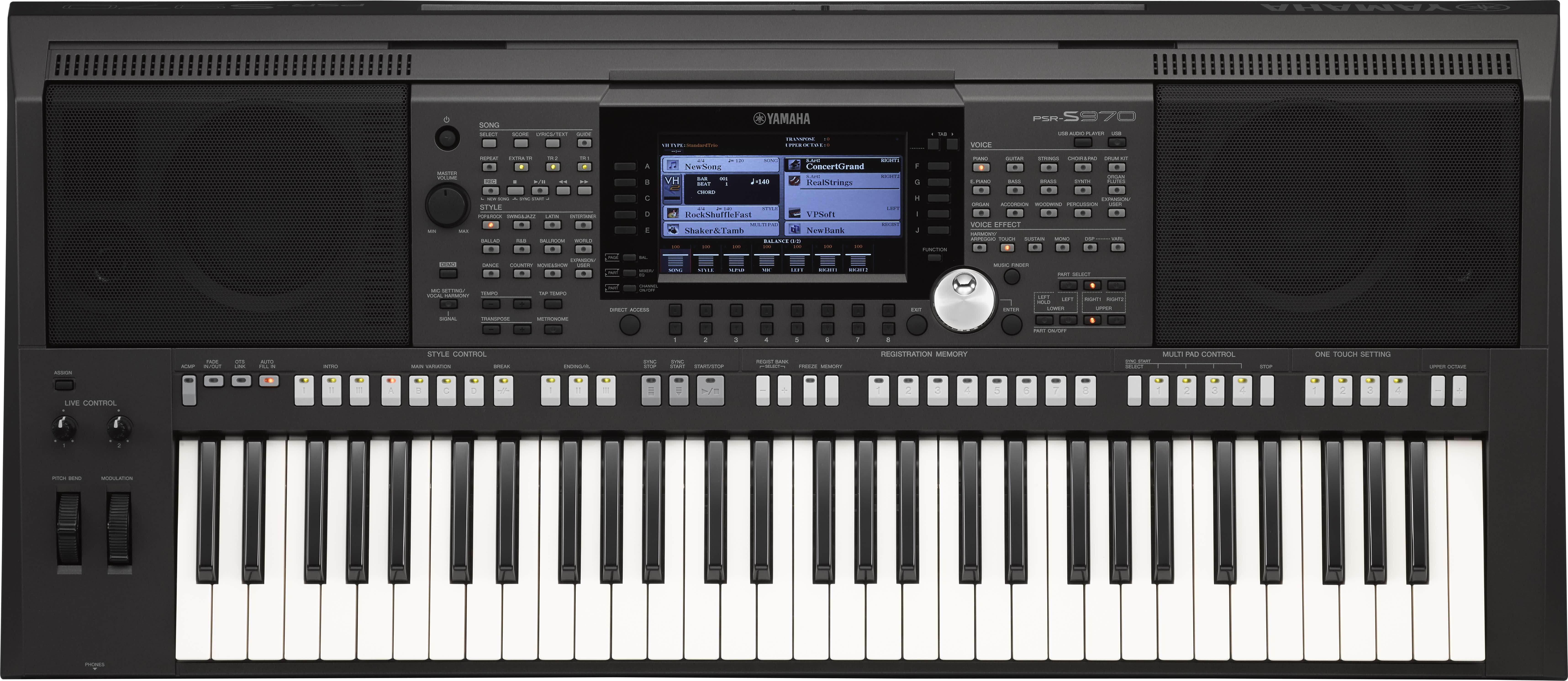 How To Record Your Music On Yamaha Keyboard