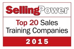 Selling Power Top 20 Sales Training Companies 2015