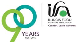IFRA 90th Anniversary Logo
