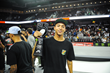 Monster Energy's Nyjah Huston Wins Second Place at Stop One of the 2015 Street League Skateboarding Nike SB World Tour in Los Angeles