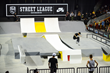 Monster Energy's Nyjah Huston Wins Second at the First Stop of the Street League Skateboarding Nike SB World Tour 2015 in Los Angeles