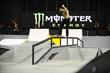 Monster Energy's Matt Berger at the Street League Skateboarding Nike SB World Tour 2015 Stop One in Los Angeles