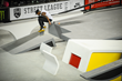 Monster Energy's Ishod Wair at the Street League Skateboarding Nike SB World Tour 2015 Stop One in Los Angeles