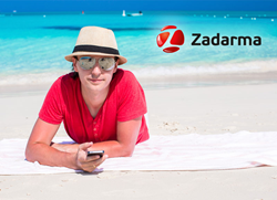 Zadarma Launches Roaming Sim Cards