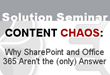Zia Consulting and Alfresco to Continue Roadshow on Solving Content Chaos in Three Texas Locations
