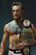 Monster Energy's Conor McGregor Beats Chad Mendes for the UFC Interim Featherweight Title In Las Vegas at UFC 189