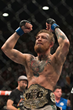 Monster Energy's Conor McGregor Wins UFC 189 Against Chad Medes Taking the Interim Featherweight Title
