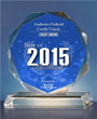 Andrews Federal Credit Union Receives 2015 Best of Suitland Award