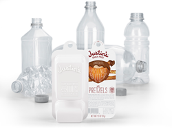 Placon, Justin's, Made to Matter, Recycled Packaging, Plastic Packaging