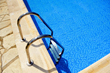 Household invention to clean outdoor pools