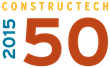 Viewpoint Named to 2015 Constructech 50 List of Top Construction Technology Providers