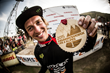 Monster Energy's Brett Rheeder Wins the 2nd Round of the Triple Crown, the Crankworx Les 2 Alpes Slopestyle following His Cranworx Rotorua Victory