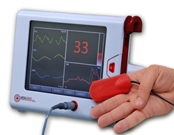 Medasense's novel pain monitoring system providing non-invasive, objective assessment of pain