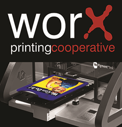 WorX Printing Cooperative, Rosie the Riveter, Union Strong