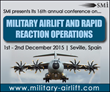 NATO, Spanish Air Force, Boeing, ViaSat and European Commission join Military Airlift 2015