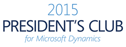 Data Masons Named Microsoft President's Club 2015