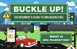 Slicktext.com Challenges Industry Education with Infographic, Beginner's Guide to SMS Marketing
