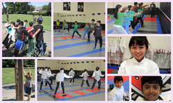 Beginner Fencing Class at Academy of Fencing Masters