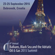 4th edition of the Balkans Oil & Gas Summit to Take Place on 23-25th September in Dubrovnik