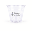 9oz PET Clear Cold Rocks Cups