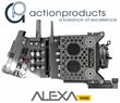 New ARRI Alexa Mini Camera Accessories - ActionProducts Modular Power Hot-Swap 12/24 Volt Cage at Innocinema