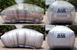 Six Sizes Covering Every Size Automobile