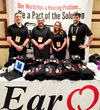 NBA Legends Team with EarQ to Make Hearing Healthcare a Priority at Annual Convention