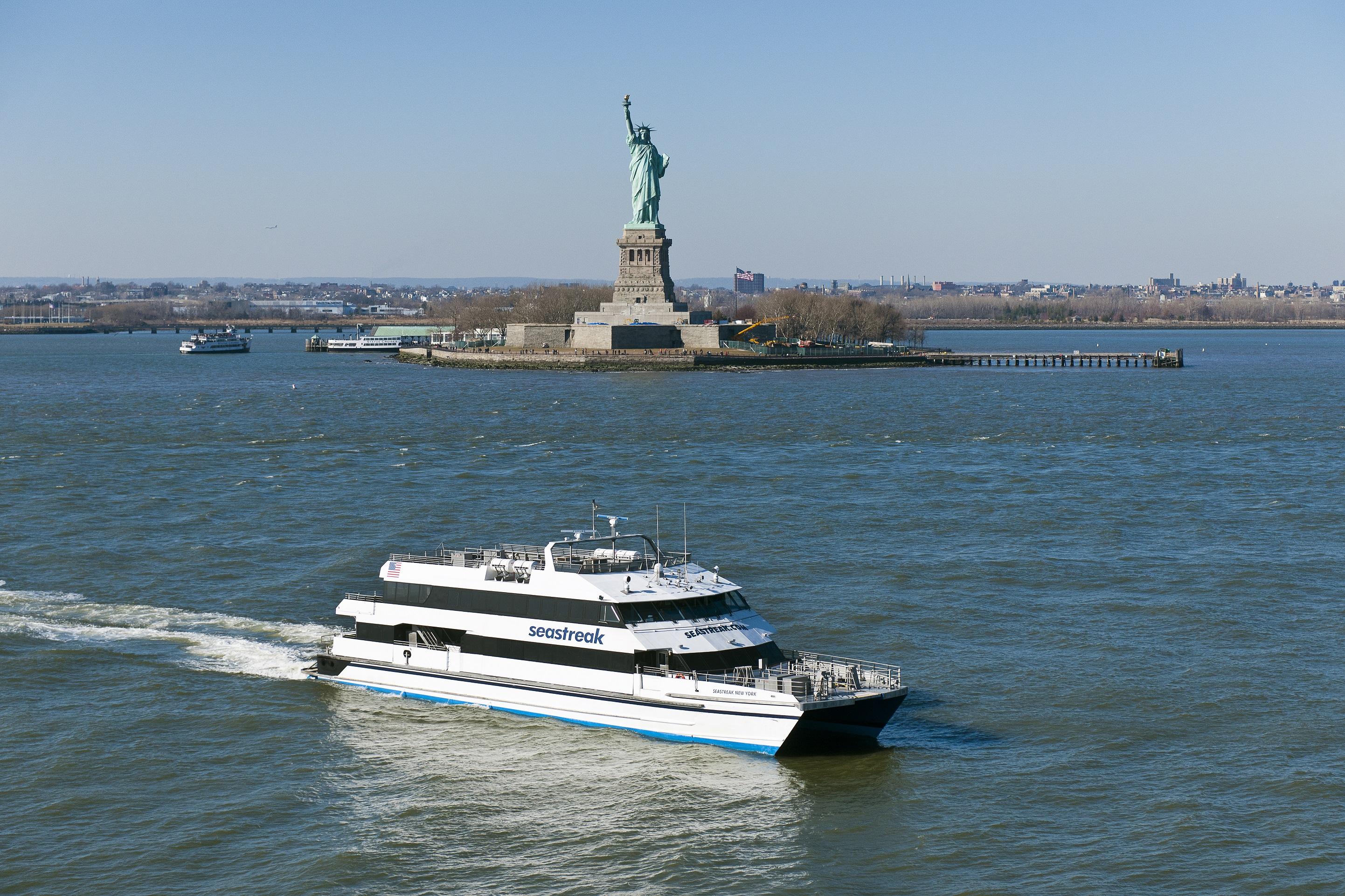 Seastreak Now Offers Ferry Service Between Nantucket And