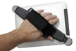 New Soft Grip Neoprene Handle Makes Holding iPads and Tablets Safe, Secure and Comfortable