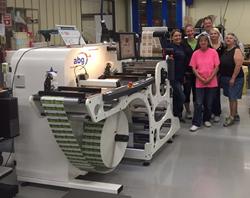 Gintzler Graphics Installs New SRI Inspection Machines
