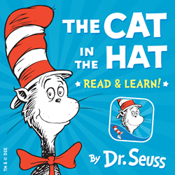 """The Cat in the Hat - Read & Learn"" app by Dr. Seuss is now available for iPad, iPhone, and iPod Touch."