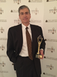 Invoiceware COO Jason Jones received the Gold and Bronze Stevie Awards at the 2015 American Business Awards