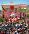 THE RIBBON CUTTING Saturday, July 11 of the Church of Scientology Information Center was celebrated by thousands in Clearwater's downtown corridor.