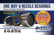 One Way and Needle Bearings