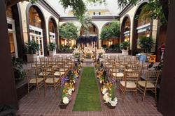 Hotel Mazarin's Renaissance Courtyard