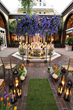 Wedding Ceremonies at Hotel Mazarin - Renaissance Courtyard